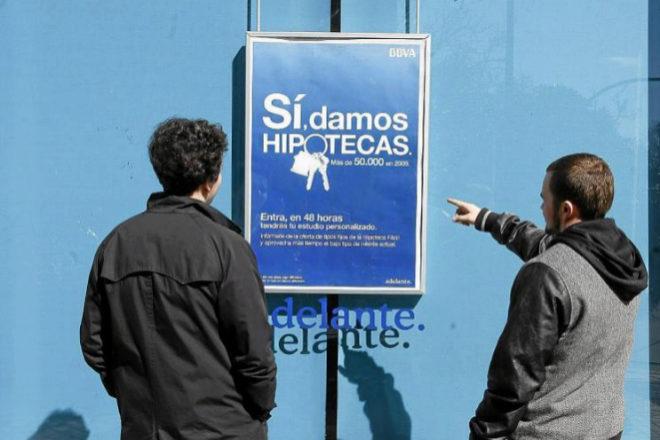 La Mitad De Las Nuevas Hipotecas Ya Se Firman A Tipo Fijo