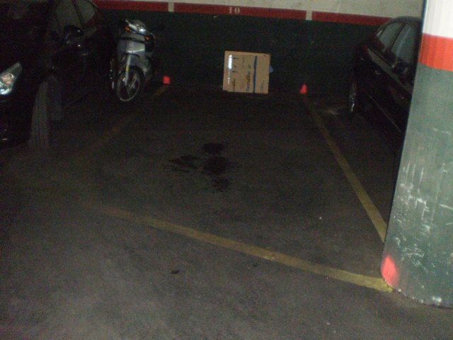 Se vende parking en calle varsovia de 10m2 por for Se vende plaza de parking